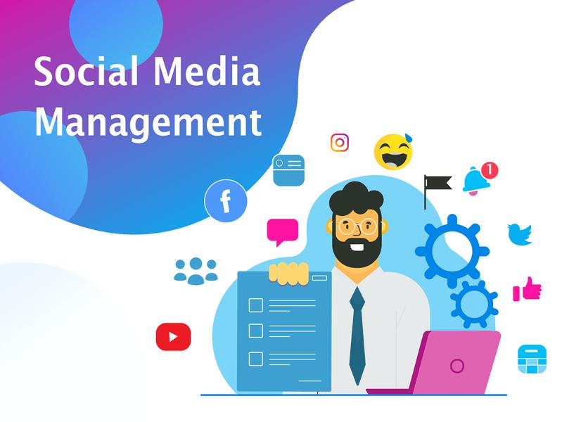 Social Media Management Agency in Dubai