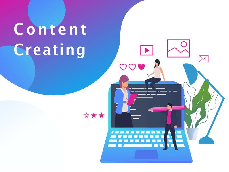 Content Creation Service | Dubai Agency