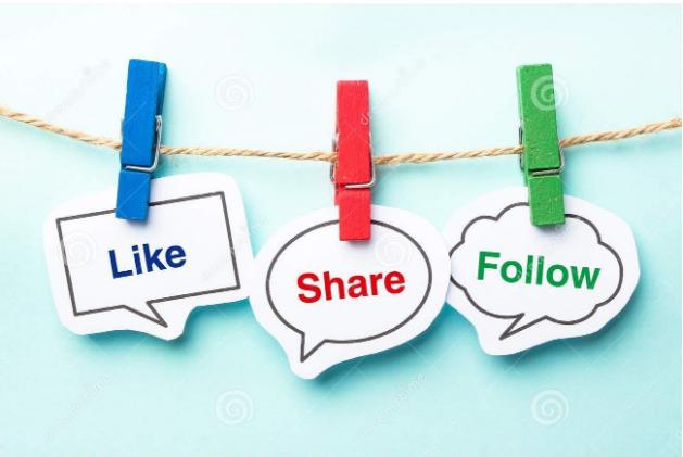 follow like share