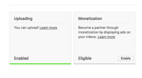 earn from youtube partnership