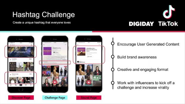 hashtag challenge