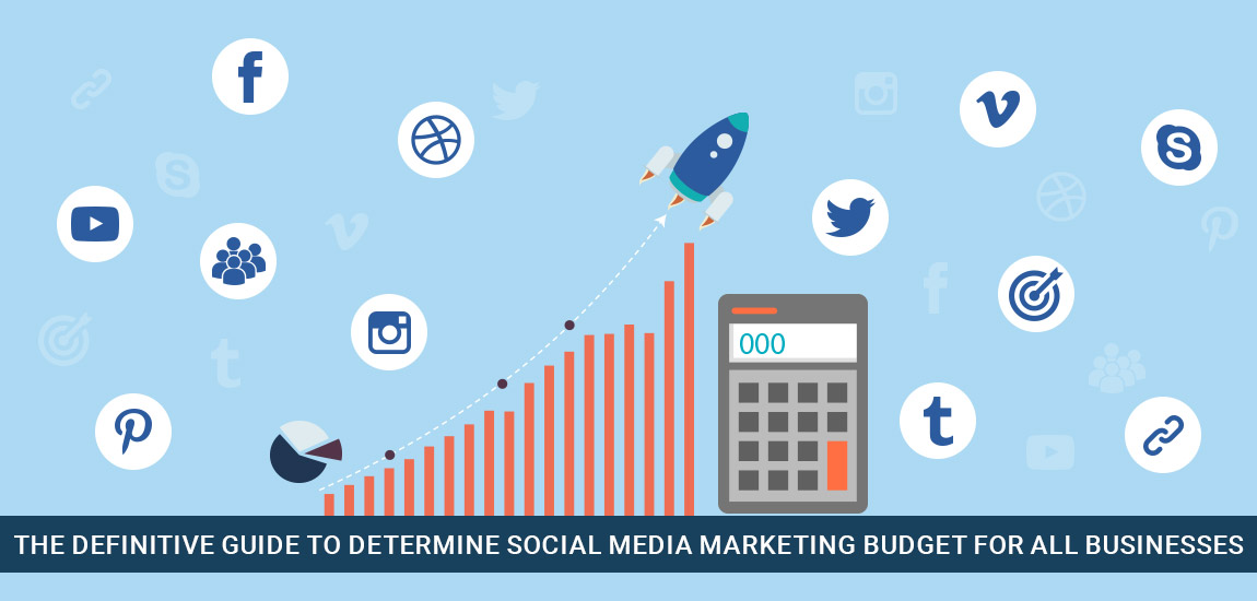 social media budget guide